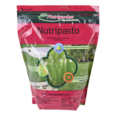 NUTRIPASTO DE 1 KG CAFÉ NUTRIGARDEN | The Home Depot México
