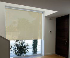 PERSIANA ENROLLABLE SCREEN 2.2X2.4 M BEIGE | The Home Depot México