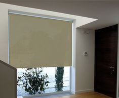 PERSIANA ENROLLABLE 1X2.4 M BEIGE | The Home Depot México