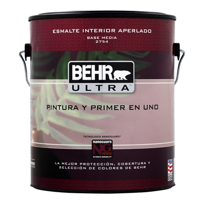 PINTURA Y PRIMER EN UNO INT. APERLADO MEDIA 1G | The Home Depot México