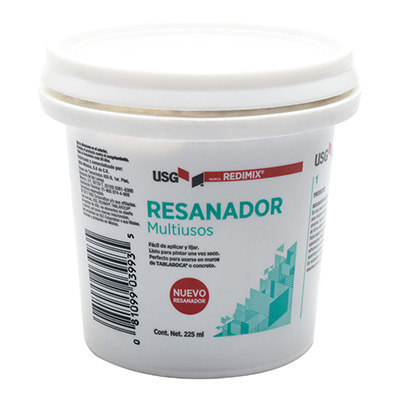 RESANADOR MULTIUSOS BLANCO 225 ML | The Home Depot México