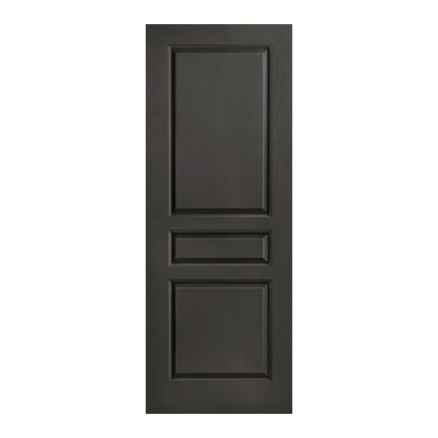 PUERTA TAMBOR 3 PNL CHOCOLATE 80X203 | The Home Depot México