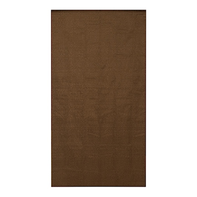 CORTINA JAMESON BLACKOUT DE POLIÉSTER CAFÉ 106 X 213 CM | The Home Depot México