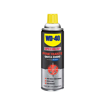 Quita Oxido Wd 40 8 Oz The Home Depot México