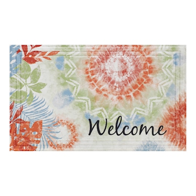 TAPETE JUNGLE ISLAND WELCOME 45X75 CM | The Home Depot México