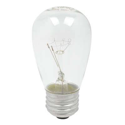 FOCO INCANDESCENTE S14 10W 2PK | The Home Depot México