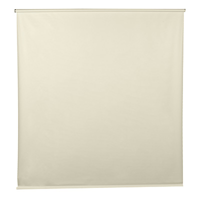 PERSIANA ENROLLABLE BLACKOUT TELA IVORY 105 X 190 CM | The Home Depot México