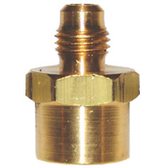"NIPLE CAMPANA 3/8"""" X 1/4"""" GAS"" 