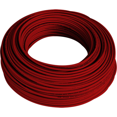 CABLE THWN/THHN 12 ROJO 100M | The Home Depot México