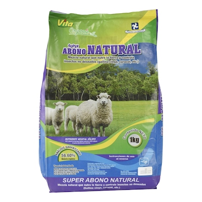 SÚPER ABONO NATURAL DE 1 KG | The Home Depot México