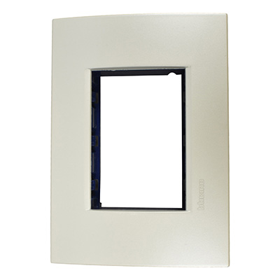 PLACA RECTANGULAR DE ZAMAK PLATA | The Home Depot México